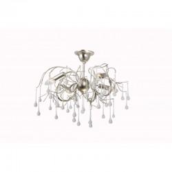 Hanglamp Capri 6836 brons van de fabrikant Steinhauer