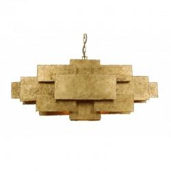 Kinderlamp / Plafondlamp 6195 zilver - Steinhauer